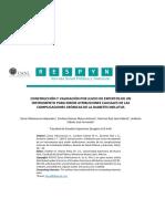 Articulo Construccion y Validacion de Un Instrumento Para Dmt2