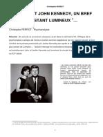 JACKIE ET JOHN KENNEDY, UN BREF INSTANT LUMINEUX  .pdf