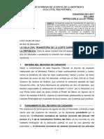 Criterios Para Evaluar La Internación de Menores Infractores - Casación 3251-2017, Sullana