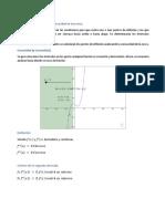 3.19 Puntos de Inflexión y de Concavidad en Una Curva