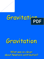 Newton and Gravitation