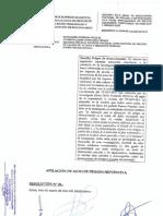 Poder Judicial declara infundado recurso de apelación de Keiko Fujimori