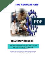 Tr - 2d Animation Nc III