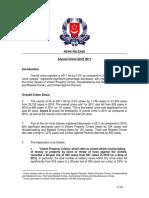 Annual Crime Brief Singapore 2011