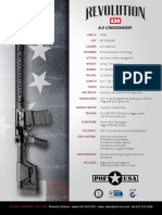 Spec Sheet Revolution Di 6.5