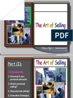 THE ART OF SELLING.ppt