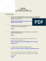 CSD 303 Exam #2 -- Sample Objective Questions.pdf