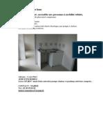 Annonce Location Logement PMR 3 Rue Pelet