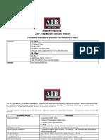 AIB 2014 Audit