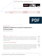 Problems of Reference Junction Compensation _ Thermocouples