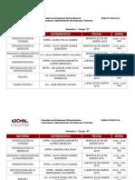 Calendario de Examenes Extraordinarios Aet y Gastro Otoño 2018