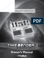 Timebender Manual 18 0686V B_original