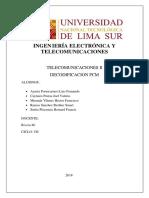 TELE2 decodificadorPCM