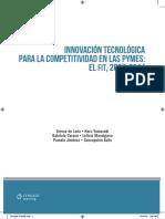 Innovación Tecnológica para la Competitividad en las Pymes