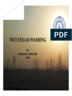 Wet Steam Washing System