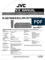 HR-S7700EK Service Manual
