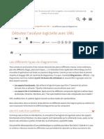 Les Différents Types de Diagrammes - Débutez l'Analyse Logiciel