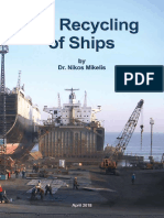 The Recycling of Ships by Dr Mikelis.pdf