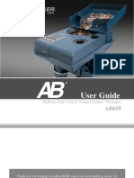 Accubanker AB610 User Guide