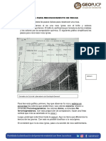 Guía de Reconocimiento de Rocas y Minerales