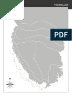 Ironsworn Ironlands Blank Map