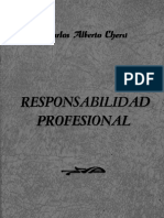 Responsabilidad Profesional Del Veterinario y Otros (Carlos a. Ghersi)