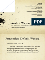 Wacana Presentation 101010