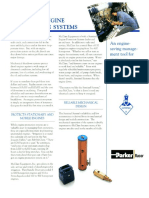 PARKER Sentinel Engine Protection Systems