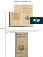 French Dictionaries of the 18th Century