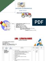 Lb.română (1) Planificare
