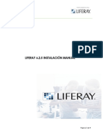 Instalacion Manual Liferay