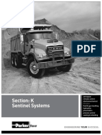 PARKER 7480J Section K (Sentinel)
