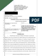LA lawsuit against The Weather Channel app