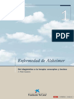 1999. (Peña-Casanova, J.) Enfermedad de Alzheimer Del Diagnóstico a la Terapia