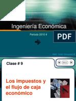 Clase 9 - Ingenieria Economica 2010-2