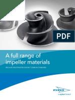 Impeller Materials Flygt