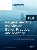 Religion and the Individual_ Belief, Practice, And Identity