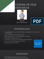 IVU, Sx Nefrítico y Sx Nefrótico - Pediatría
