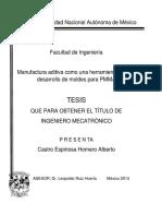 tesis de ingeniero mecatronico