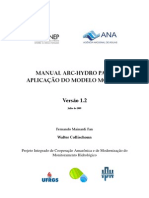 Manual ArcHydro 1.2