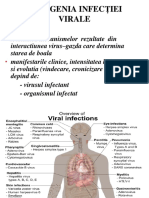 2. Patogenia Infectiei Virale