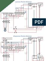 Diagrama - Porton Electrico