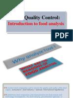 Food Analysis by M Theobald Einstein From UNIVERSITY OF RWANDA PHARMACY