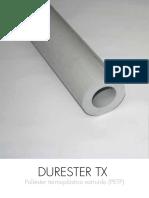DURESTER - TX® - Informação Técnica