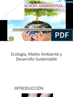 Ecologia y Educacion Ambiental