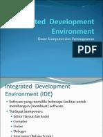 05-IDE dan SDK
