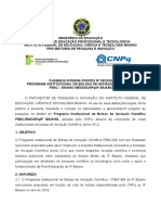 Chamada Interna 02 2018 PROPES PIBIC EM Retificada