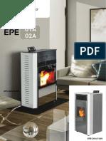 Manual estufa EPE 02 Haverland