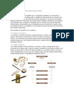 Características de Los Materiales Sólidos