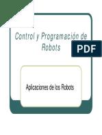 C-10 PR (Aplicaciones de Los Robots)